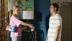 Roxy, Kyle Canning in Neighbours Episode 8343