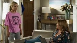 Roxy Willis, Terese Willis in Neighbours Episode 8343
