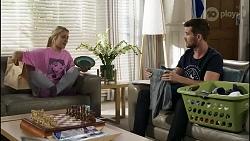Roxy Willis, Ned Willis in Neighbours Episode 8343
