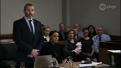 Toadie Rebecchi, Chloe Brennan, Elly Conway, Susan Kennedy, Aster Conway, Bea Nilsson, Karl Kennedy in Neighbours Episode 8345
