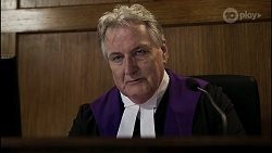 Judge Joseph Vagg in Neighbours Episode 8345