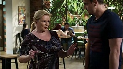 Sheila Canning, Kyle Canning in Neighbours Episode 8345