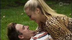 Kyle Canning, Roxy Willis in Neighbours Episode 8345