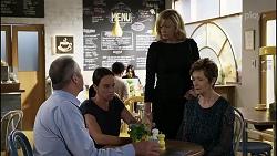 Karl Kennedy, Bea Nilsson, Claudia Watkins, Susan Kennedy in Neighbours Episode 8346