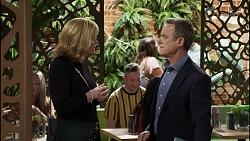 Claudia Watkins, Paul Robinson in Neighbours Episode 8346