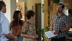 Toadie Rebecchi, Bea Nilsson, Susan Kennedy, Shane Rebecchi in Neighbours Episode 8347