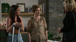 Bea Nilsson, Susan Kennedy, Claudia Watkins in Neighbours Episode 8347