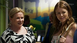 Sheila Canning, Jessica Quince in Neighbours Episode 8348