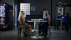 Dee Bliss, Andrea Somers in Neighbours Episode 8348
