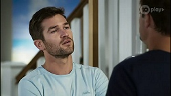 Ned Willis, Kyle Canning in Neighbours Episode 8349