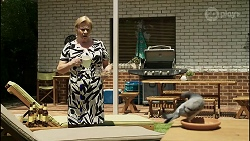 Sheila Canning, Gary the Pigeon in Neighbours Episode 8349