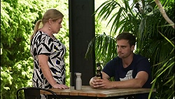 Sheila Canning, Kyle Canning in Neighbours Episode 8349