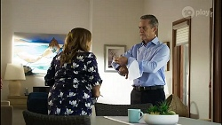 Terese Willis, Paul Robinson in Neighbours Episode 8350