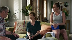 Karl Kennedy, Susan Kennedy, Bea Nilsson in Neighbours Episode 8351
