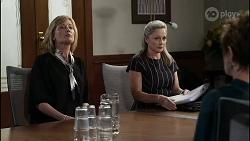 Claudia Watkins, Samantha Fitzgerald, Susan Kennedy in Neighbours Episode 8351