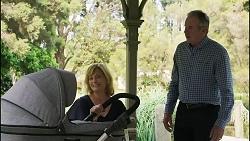 Claudia Watkins, Karl Kennedy in Neighbours Episode 8352