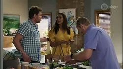 Shane Rebecchi, Dipi Rebecchi, Toadie Rebecchi in Neighbours Episode 8353