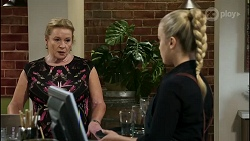 Sheila Canning, Roxy Willis in Neighbours Episode 8354