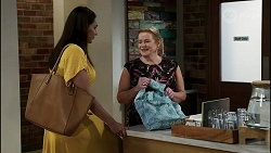 Dipi Rebecchi, Sheila Canning in Neighbours Episode 8354