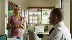 Dee Bliss, Toadie Rebecchi in Neighbours Episode 8354