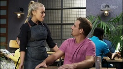 Roxy Willis, Kyle Canning in Neighbours Episode 8354