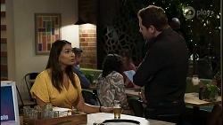 Dipi Rebecchi, Shane Rebecchi in Neighbours Episode 8354