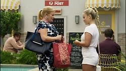 Sheila Canning, Roxy Willis in Neighbours Episode 8355