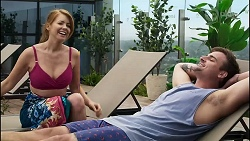 Jessica Quince, Kyle Canning in Neighbours Episode 8355