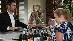 Ned Willis, Sheila Canning in Neighbours Episode 8355