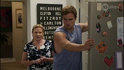 Sheila Canning, Kyle Canning in Neighbours Episode 8356