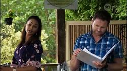 Dipi Rebecchi, Shane Rebecchi in Neighbours Episode 8357