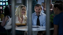 Dee Bliss, Toadie Rebecchi, Elly Conway in Neighbours Episode 8357