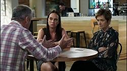 Karl Kennedy, Bea Nilsson, Susan Kennedy in Neighbours Episode 8357