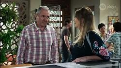 Karl Kennedy, Olivia Bell in Neighbours Episode 8357