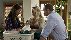 Dipi Rebecchi, Dee Bliss, Toadie Rebecchi in Neighbours Episode 8357