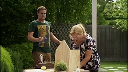 Kyle Canning, Sheila Canning in Neighbours Episode 8358