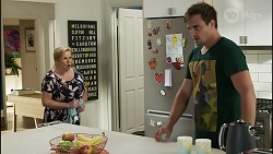 Sheila Canning, Kyle Canning in Neighbours Episode 8358