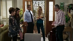 Susan Kennedy, Bea Nilsson, Toadie Rebecchi, Dee Bliss, Karl Kennedy in Neighbours Episode 8358