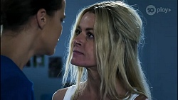 Elly Conway, Andrea Somers in Neighbours Episode 8358