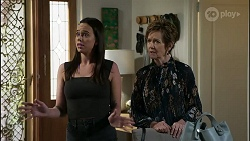 Bea Nilsson, Susan Kennedy in Neighbours Episode 8358
