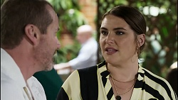 Toadie Rebecchi, Naomi Canning in Neighbours Episode 8358