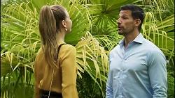 Chloe Brennan, Pierce Greyson in Neighbours Episode 8359