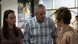 Bea Nilsson, Karl Kennedy, Susan Kennedy in Neighbours Episode 8359