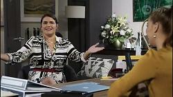 Naomi Canning, Chloe Brennan in Neighbours Episode 8359