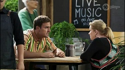 Roxy Willis, Kyle Canning, Sheila Canning in Neighbours Episode 8359
