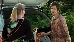 Sheila Canning, Susan Kennedy in Neighbours Episode 8359
