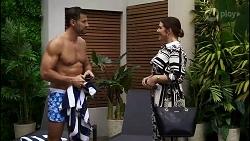 Pierce Greyson, Naomi Canning in Neighbours Episode 8360