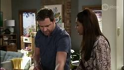 Shane Rebecchi, Dipi Rebecchi in Neighbours Episode 8361