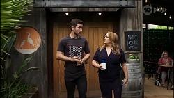 Ned Willis, Terese Willis in Neighbours Episode 8363