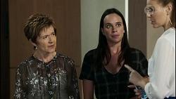 Susan Kennedy, Bea Nilsson, Chloe Brennan in Neighbours Episode 8363